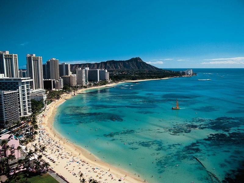 ハワイ・オアフ島写真