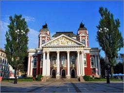 ターキッシュエアラインズで行くブルガリア♪観光に便利クラシカルな5つ星ホテル「アレーナ・ディ・セルディカ」指定!ソフィア5日間