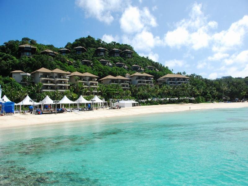 フィリピン・ボラカイ島写真