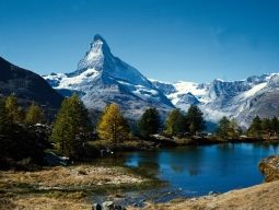 【関西発着】アルプス2大名峰&氷河特急に乗車!ツェルマットとグリンデルワルドに2連泊★マッターホルンとユングフラウを堪能♪スイス周遊8日間