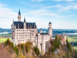 【関西発着】エールフランスで行く 2カ国3都市周遊 ~旅情漂う列車の旅~ ミュンヘン&ザルツブルク&ウィーン7日間 価格重視のフリープラン