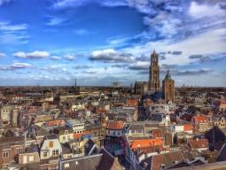 <女子旅>可愛らしいミッフィーの街ユトレヒトと風車村ザーンススカンスへデイトリップ★エールフランス/KLMオランダ航空利用アムステルダム6日間