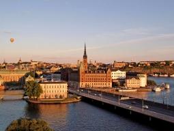 【関西発着】フィンエアーご利用♪~北欧2カ国周遊~高速列車で国境越え!おとぎ話のコペンハーゲン&水の都ストックホルム6日間