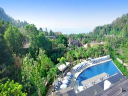 タイ航空でら夜便で行こっ♪DEEPなTHAILANDクラビへ♪1延泊無料♪トロピカルガーデンが美しい自然派!パカサイリゾート宿泊3泊6日