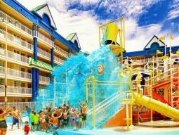 ≪2017年10月まで料金発表≫テーマパークもプールも満喫♪便利なホリデイイン・リゾート・オーランド・ウォーターパーク滞在6日間