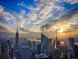 ニューヨーク×カンクン周遊☆ヒルトンニューヨーク3泊&STW人気No1ハイアットジラーラ3泊8日間