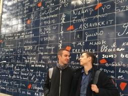 モンマルトル街歩きツアー&オトクで便利な2大特典付★エールフランスまたはKLMオランダ航空で行くパリ6日間オペラ座徒歩圏内の「トゥーリン」指定