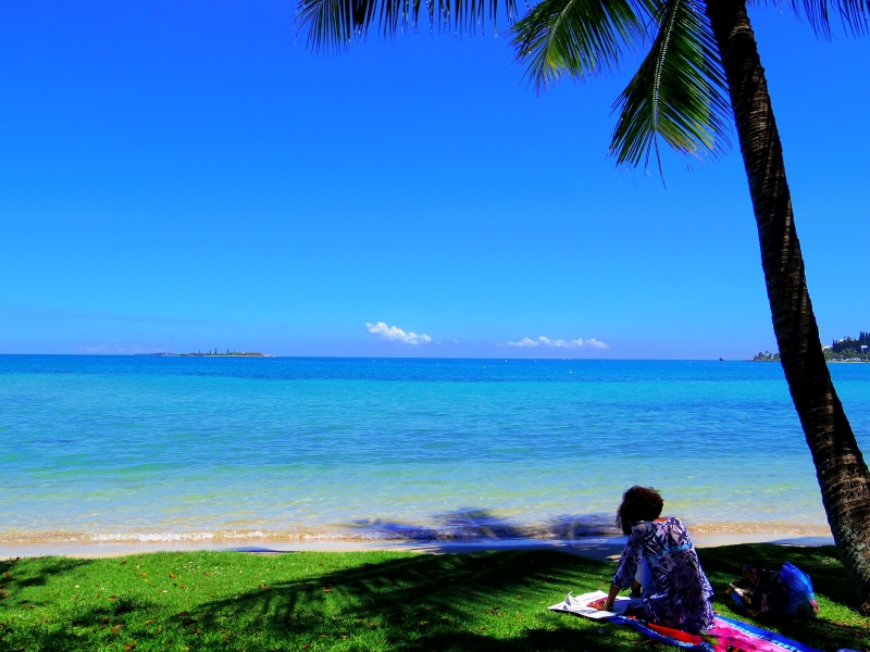 ニューカレドニア写真