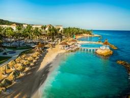 【アメリカン航空利用】木と水の大地・ジャマイカ!大人限定!オールインクルーシブホテルのハイアットジラーラ・ローズホール滞在6日間♪